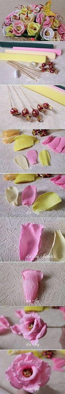 Нежный букет из конфет | СВОИМИ РУКАМИ