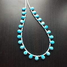 Theshobs on Etsy - Shop Updates Turquoise Necklace, Beaded Necklace, Necklaces, Etsy Shop, Trending Outfits, Unique Jewelry, Handmade Gifts, Vintage, Fashion