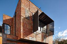 Galería - Casa Cubo / PHOOEY Architects - 2