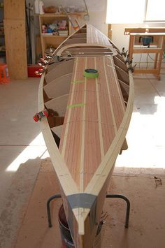custom design woodworks » Blog Archive » Wood Duck Kayak