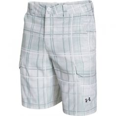 42ac3e105b Find the Under Armour Men's Fish Hunter Cargo Short - White/Graphite by Under  Armour