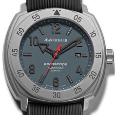 JEANRICHARD Aeroscope 3 Hands Floating like an autumn leaf (See more at En/Fr/Es: http://watchmobile7.com/articles/jeanrichard-aeroscope-3-hands) #watches #montres #relojes #jeanrichard @jrwatches