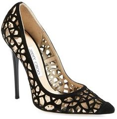 Jimmy Choo 'Anouk' Pointy Toe Pump (Women)