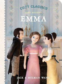 Cozy Classics, Emma