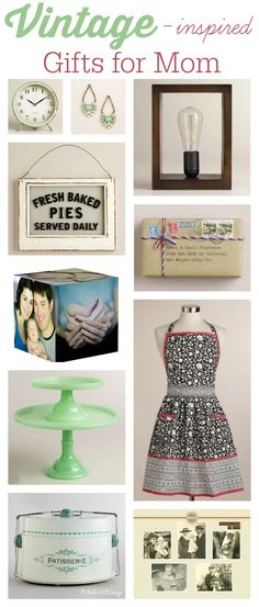 Vintage Inspired Mothers Day Gift Ideas via Atta Girl Says >> #WorldMarket Mother's Day