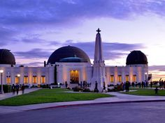 The ultimate 'La La Land' filming location map Griffith Observatory