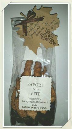 Tralciock - biscotti di kamut e farina di semi d'uva in Vini, caffè e gastronomia, Dolci e biscotti, Biscotti e paste | eBay
