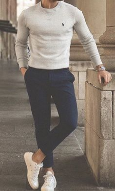 Casual outfit of the day by ? – [pin_pinter_full_name] Casual outfit of the day by ? Casual outfit of the day by … Fashion Mode, Fashion Outfits, Fashion Trends, Polo Fashion, Fashion Ideas, Street Fashion, High Fashion, Fashion Hair, Winter Fashion