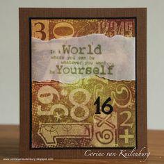 Corine's Gallery: In a world...