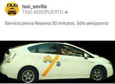 Taxi Sevilla Aeropuerto  ☎ 655 457 425 y WhatsApp ⌚ Reserva anticipada 30 minutos