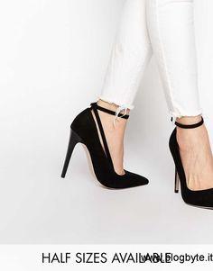 Donna Scarpe Dimensioni: 36,37,38,39,40 ASOS PLEDGE Scarpe a punta con tacco…