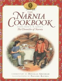 Yes, the Narnia Cookbook exists!