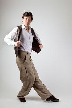 Sobre Puesto mens tango pants,MamatangoWear.