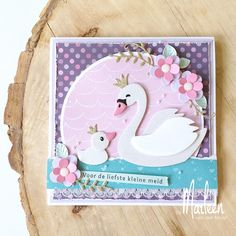 Here are some new items from Marianne. Marianne Design Cards, Die Cut Cards, Picture Cards, Hello Spring, Diy Garden Decor, Puzzle Pieces, Clear Stamps, I Card, Making Ideas