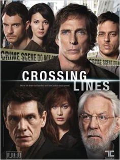 Crossing Lines - I do have a soft spot for the Irish ❤