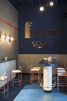 8 Best M I L A N O Images Milan Design Cafe Design
