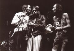 Guru Guru is a German Krautrock band formed in 1968 as The Guru Guru Groove by Mani Neumeier, Uli Trepte and Eddy Naegeli later replaced by American Jim Kennedy.