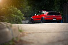 automotivated: Monster CRX (by Cedric Melbourne Photography) Honda Hatchback, Honda Crx, Honda Civic, My Dream Car, Dream Cars, Japan Cars, Import Cars, Small Cars, Jdm Cars