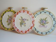 Ribbon Embroidery Set 2 | Flickr - Photo Sharing!