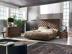CHANTAL Мягкая кровать Tomasella   Mebital