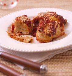 Quenelles lyonnaises nature à la sauce tomate - Recettes de cuisine Ôdélices