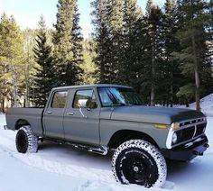old ford trucks 79 Ford Truck, Ford 4x4, Ford Pickup Trucks, F150 Truck, Jeep Pickup, Dodge Trucks, Ford Diesel, Diesel Trucks, Cool Trucks