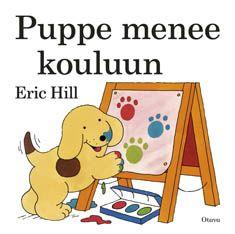 Eric Hill: Puppe menee kouluun (9)