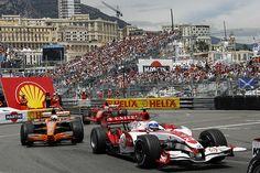 Ferrari racing. #Monaco #F1 Grand Prix Sat & Sun VIP Packages from $ 1,850 #Luxury #Travel Gateway http://VIPsAccess.com/luxury/hotel/tickets-package/monaco-grand-prix-reservation.html