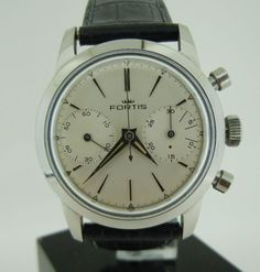 Fortis Swiss Watch Vintage Chrono