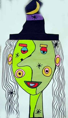 If Picasso Made Witches