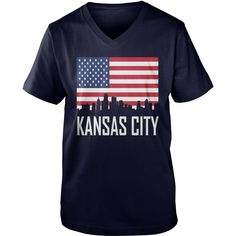Kansas City Kansas Skyline American Flag - Men's Performance T-Shirt  #gift #ideas #Popular #Everything #Videos #Shop #Animals #pets #Architecture #Art #Cars #motorcycles #Celebrities #DIY #crafts #Design #Education #Entertainment #Food #drink #Gardening #Geek #Hair #beauty #Health #fitness #History #Holidays #events #Home decor #Humor #Illustrations #posters #Kids #parenting #Men #Outdoors #Photography #Products #Quotes #Science #nature #Sports #Tattoos #Technology #Travel #Weddings #Women