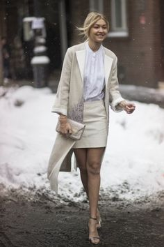 Foto NS - New York Fashion Week Streetstyle - Streetstyle - Fashion