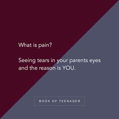Even if I m angry it sorta does pain.....u know..