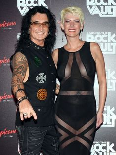 Robin and Gina McAuley on the red carpet of opening night of Raiding The Rock Vault at the New Tropicana Hotel and Casino in Las Vegas Robin_McAuley_Gina_McAuley_Rock_Vault_Trop_61893.JPG (JPEG Image, 1000 × 1333 pixels) - Scaled (69%)