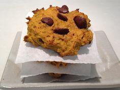 Cookies Macios de Abóbora e Chocolate | Atelier Velo Vert