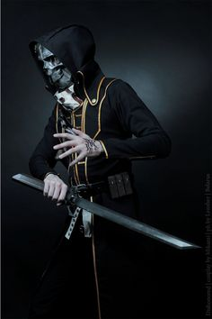 Fantastic Dishonored Cosplay Does The Game Justice