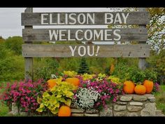 What's in Ellison Bay, Door County WI? - YouTube