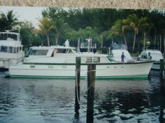 Used 1964 Burger Pilot House Motor Yacht, Palm Beach Gardens, Fl - 33410 - BoatTrader.com