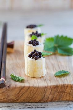 Apron and Sneakers - Cooking & Traveling in Italy and Beyond: Fruit Sushi