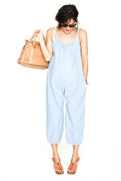 We're loving these leg-lengthening jumpsuits – no rompers allowed!