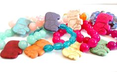 Bracelet, Arm Candy, Summer, Female, Jewelry, Cute, Handmade, Beaded, Fashion
