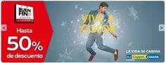 Ofertas Buen Fin: Hasta 50% de descuento en Zapatería, en Coppel. Buen Fin, del 14 al 17 noviembre de 2014. #Promo #BuenFin