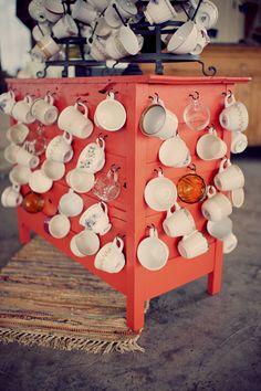 mugs galore! // photo by Joyeuse Photography