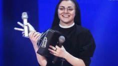Viral Singing Nun Sister Christina Wins Amazing - SHARE  LIKE http://fb.com/catholicnewsworld