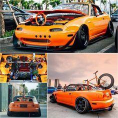#IrregularKids from #Thailand TopMiata.com | #TopMiata #mazda #miata #mx5 #eunos #roadster #masi