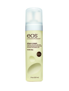Best of Beauty 2015 Winner -- EOS Shave Cream in Vanilla Bliss | allure.com