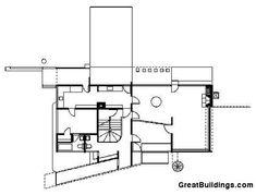 AD Classics: Gropius House,plan