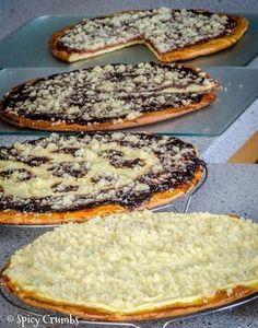 Jogurtový koláč s olivovým olejem - Spicy Crumbs Slovak Recipes, Czech Recipes, Sweet Desserts, Sweet Recipes, Good Food, Yummy Food, Desert Recipes, No Bake Cake, I Foods
