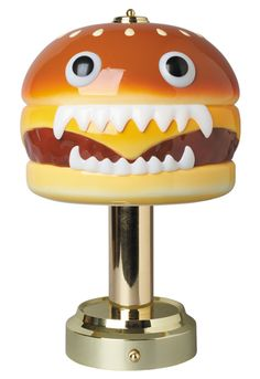 UNDERCOVER'S HAMBURGER LAMP