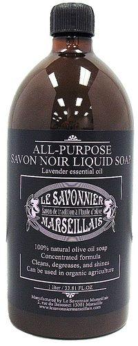 Le Savonnier Marseillais All-Purpose Olive Oil Liquid Soap - Lavender $30.99 - from Well.ca